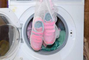 По каква програма да миете маратонки в пералнята на LG?